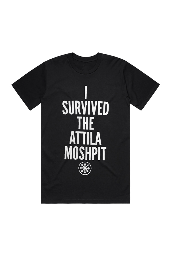 I Survived Tee