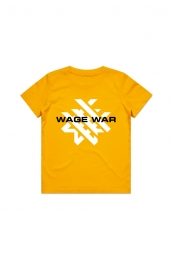 Logo Toddler Tee (Gold)