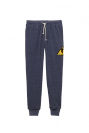 Men At Work Caution Joggers (Navy)