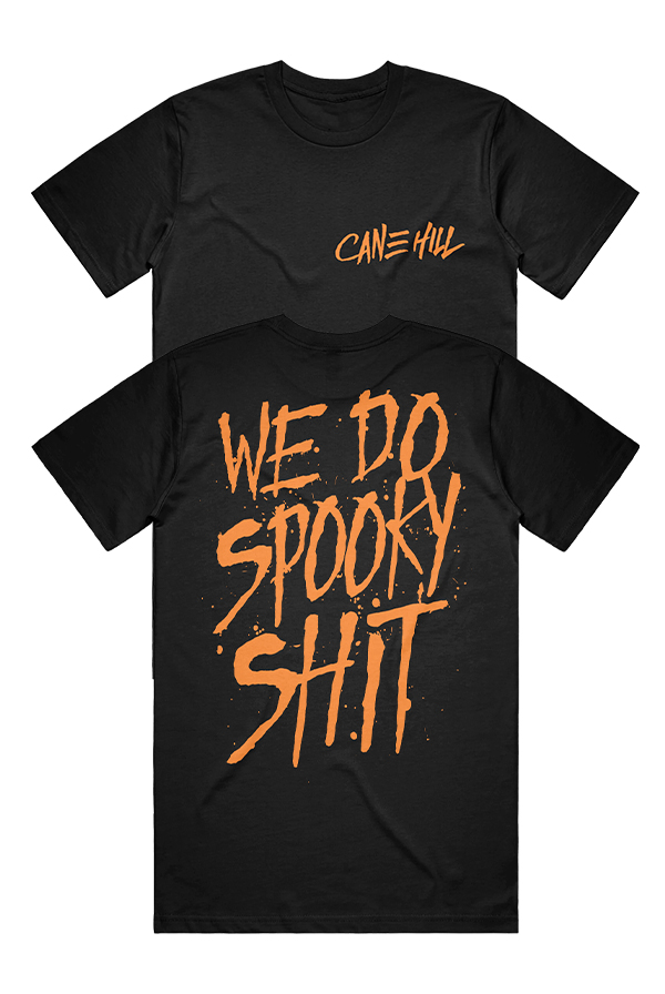 We Do Spooky Shit Tee