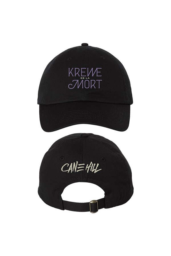 Krewe of Death Dad Hat