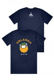 Orlando Safe Tee - Orlando Safe