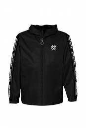 Symbol Taped Jacket (Black)