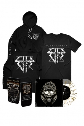 The Devils Cut LP (Translucent w/ Gold Splatter) Ultimate Bundle