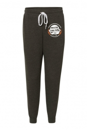 Hellthy Junk Food Seal Joggers (Dark Heather Grey)