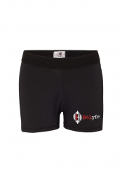 B4Lyfe Signature Line Ladies Compression Shorts