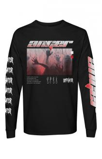 Anger Long Sleeve Tee