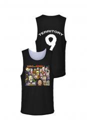Territory Cover Jersey (Black) - Ho99o9