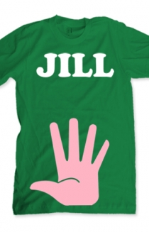 Jill Guys (kelly green)