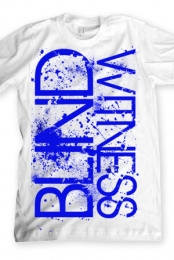 Splatter Text (white)