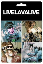 livelavalive Button Pack