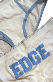 Blue Edge Undies