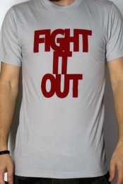 Fight It Out (silver)