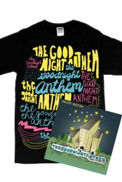 Nights to Know You Black T-Shirt Package