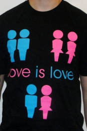 Love Is Love Couples (American Apparel)