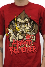 Soda Pop Ape T-Shirts from A Day To Remember