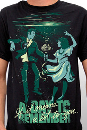 A Day To Remember Merch Online Store On District Lines