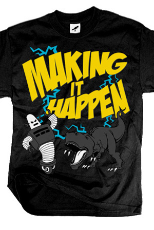 making it happen t shirt ryan abe t shirts official online store on district lines