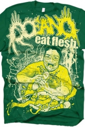Eat Flesh (Green)