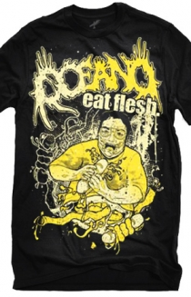 Eat Flesh (Black)