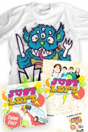 CD + Poster + Shirt Package