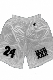 sXe - Basketball Shorts Gray