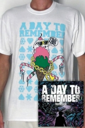 Chill + Homesick CD Package CDs from A Day To Remember