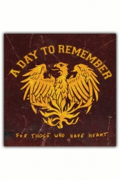 For Those Who Have Heart CDs from A Day To Remember