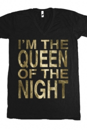 Queen Of The Night (V-Neck)