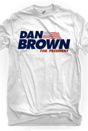 DB For President (White)