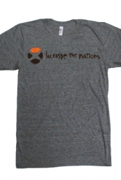 Lacrosse The Nations (Grey)
