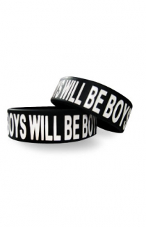 Boys Will Be Boys Bracelet