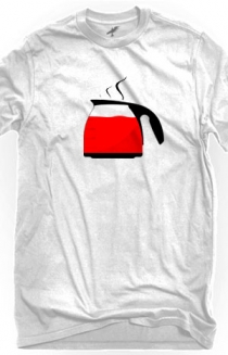 Hot Kool Aid (White Crew-Neck)