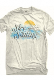 Sky Sailing Sunset Logo