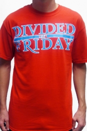Divided By Friday (Red)