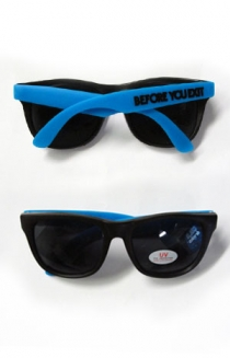 Shades (Blue Frames)
