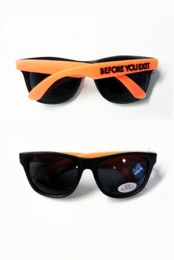 Shades (Orange Frames)