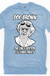 Trust Doc Brown