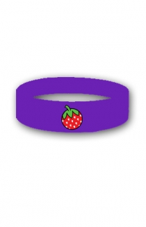 Purpleburry Wristband