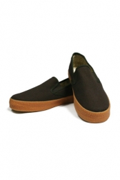 Garth Slip On (Brown)
