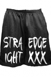 Straight Edge Ight XXX