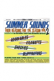 Summer Sounds (The Adorkables/The Sheckies/The Kilowatts/The Bluffingtons)