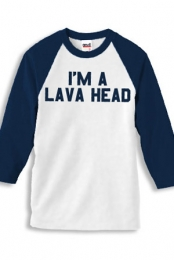 I Am a Lava Head