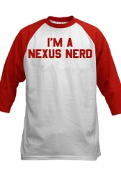 I Am a Nexus Nerd