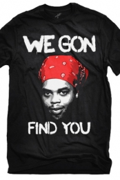 We Gon' Find You (Black)