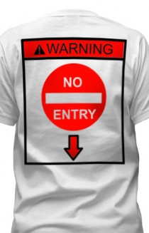 No Entry (Girls)