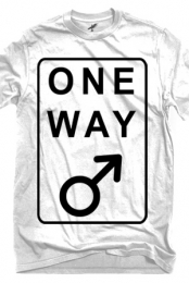 One Way Male (Unisex)