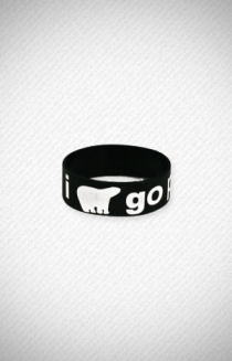 Go Periscope Wristband (Black)