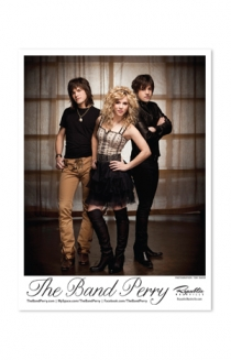 The Band Perry 8x10 Poster