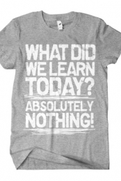 What Did We Learn (Heather Grey)